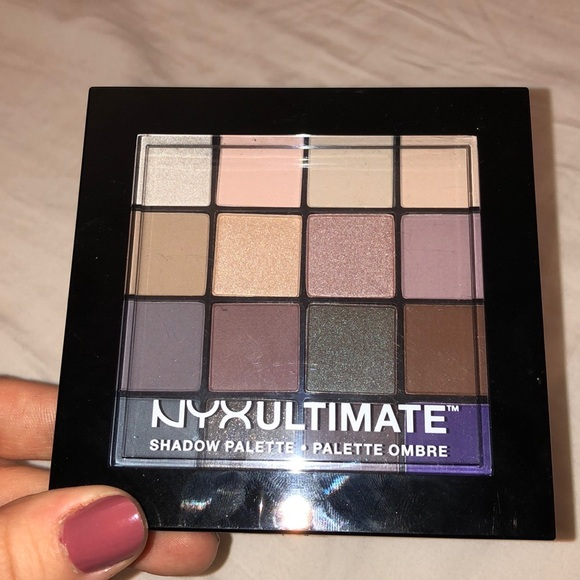 NYX Other - 2 / $15!! NYX Eyeshadow Palette 'Cool Nudes'